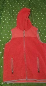 Children's old navy XL neon pink vest
